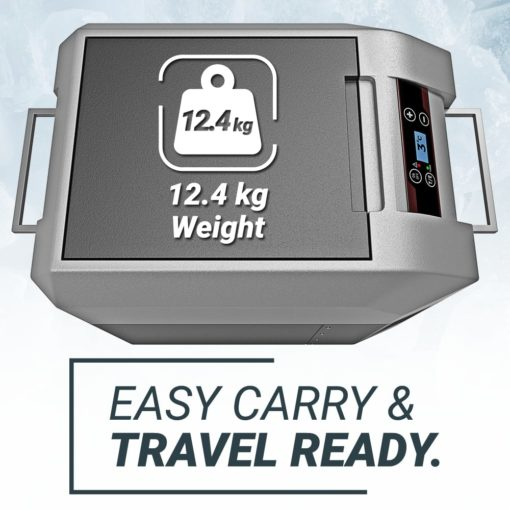 , Bluefin Active Portable Compressor Fridge Freezer 35L