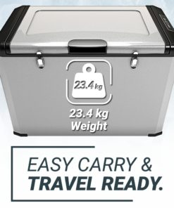 , Bluefin Active Portable Compressor Fridge Freezer 60L