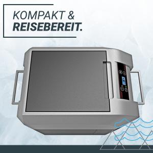 , Bluefin Active Tragbarer Kompressor-Kühl-/Gefrierschrank 24 l
