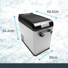, Bluefin Active Firgo Freezer Compressore Portatile 42 L