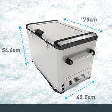 , Bluefin Active Firgo Freezer Compressore Portatile 80 L
