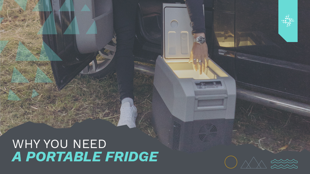, Why You Need a Portable Mini Fridge