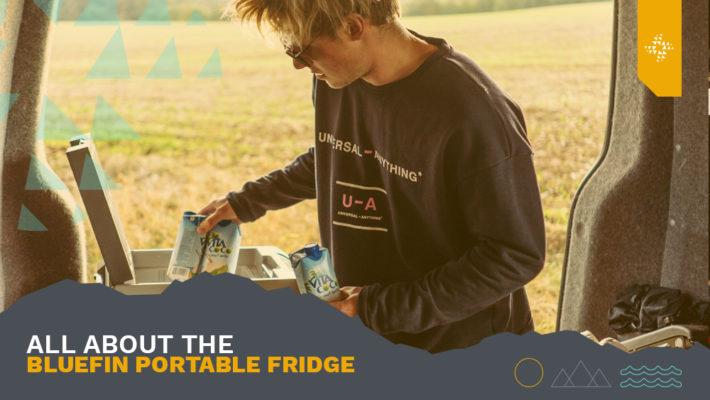 Bluefin Portable Compressor Fridge Freezer